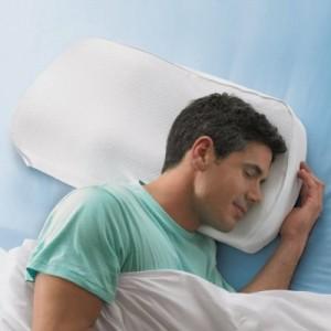 Brookstone Anti-Snore Pillow